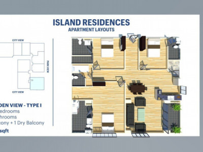 Invest in new Island Residences