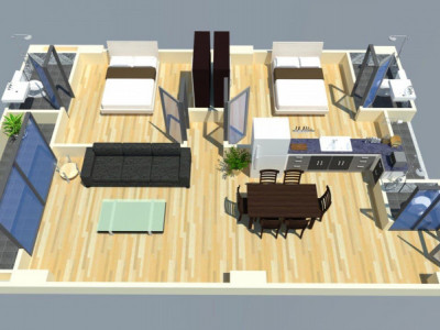 Real estate -Invest in Island Residences (Type D)