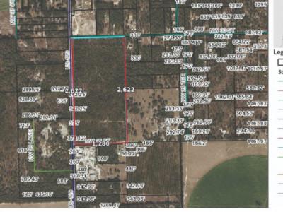 77 Prime Industrial Acres! Affordable Industrial Park Site, Bell FL