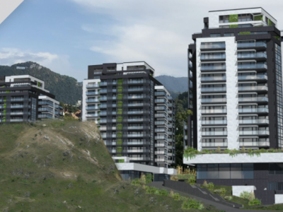 Land purchase investments - early stage development in Brasov, Romania