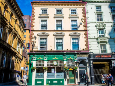 LIVERPOOL – Prime city centre 16 bedroom student investment opportunity